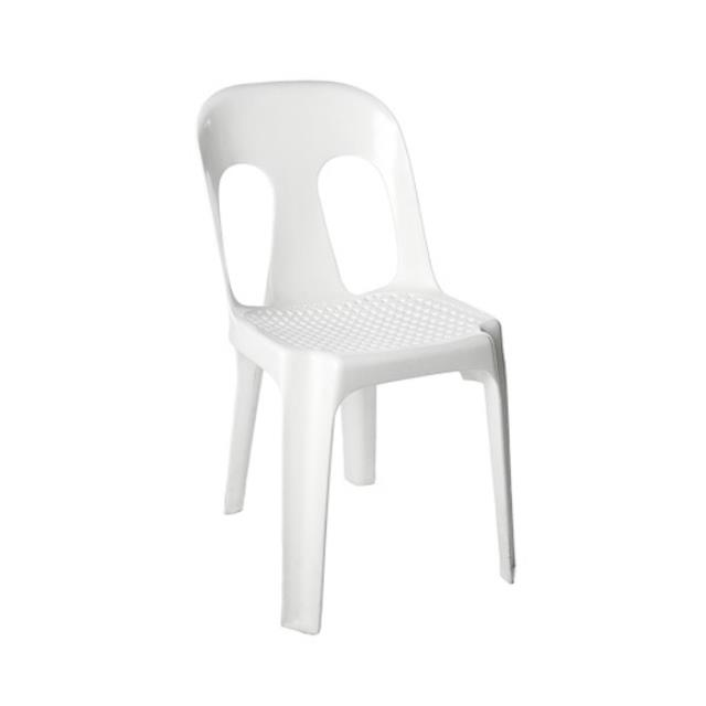 Where to find Plastic Stack Chair in Geelong