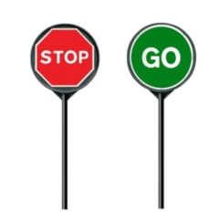 Rental store for Stop   Go Signs in Geelong VIC