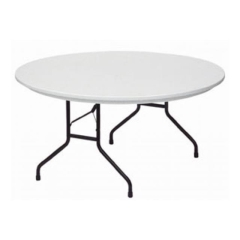 Rental store for Round Plastic Table in Geelong VIC
