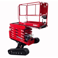 Rental store for Scissor Lift 19ft Tracked Bi Level in Geelong VIC