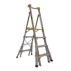Rental store for Platform Ladder 1.2m to 1.8m in Geelong VIC