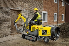 Rental store for Wacker Neuson HPU3 Motor Unit  only in Geelong VIC