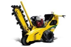 Rental store for Trencher Vermeer RT100 in Geelong VIC