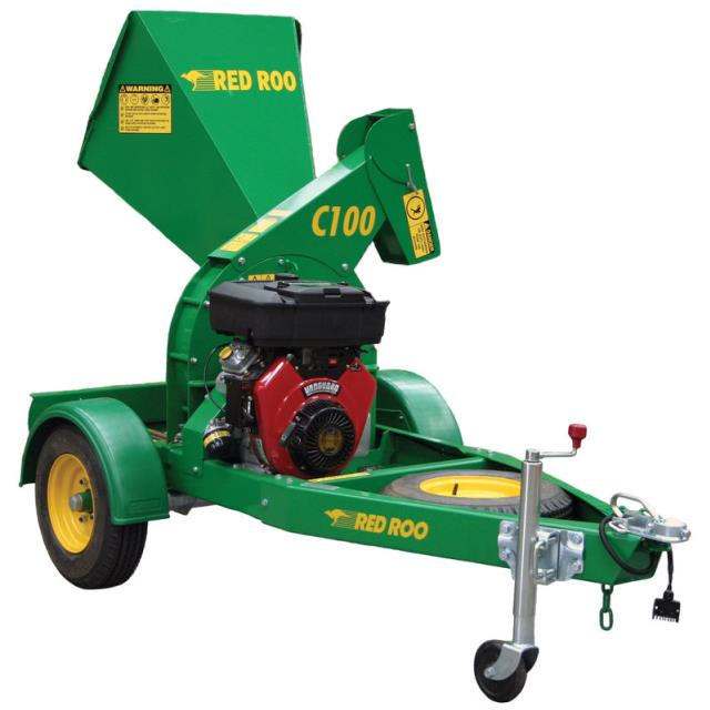 Where to find Red Roo Chipper 4  - 16hp in Geelong