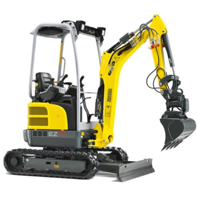 Where to find New Wacker Neuson EZ17 Excavator Half Hitch in Geelong