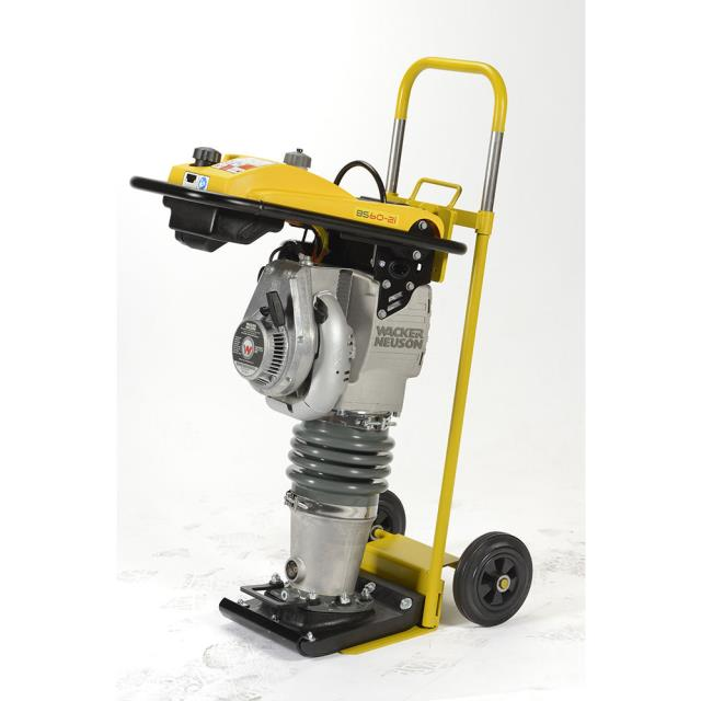 Where to find Wacker Neuson Rammer Trolley in Geelong