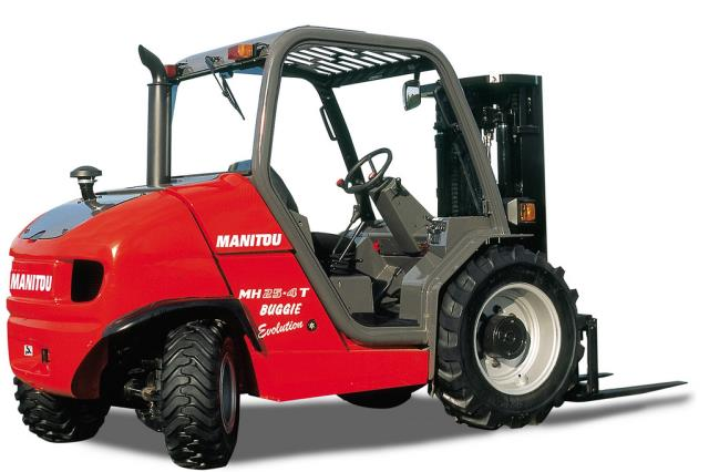 Where to find Fork Lift Rough Terrain in Geelong