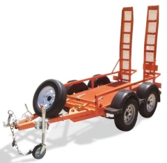 Rental store for JLG Scissor Trailer in Geelong VIC