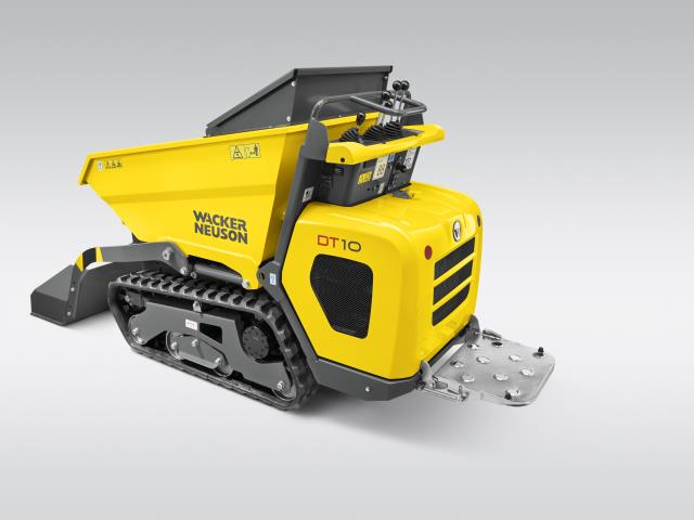 Where to find Wacker Neuson DT10 Tracked Dumper in Geelong