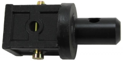 Rental store for Digga Adapter  75mm SQ Female - 65 RND Male in Geelong VIC