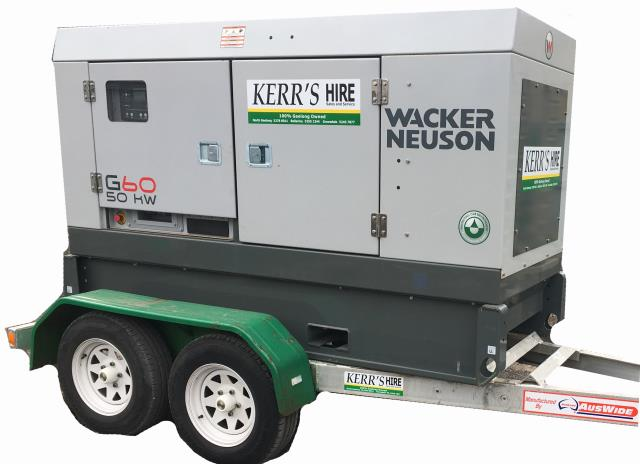 Where to find Generator 60Kva in Geelong