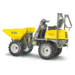 Rental store for Wacker Neuson 1001 Wheeled Dumper in Geelong VIC