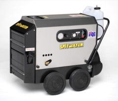 Rental store for SPITWATER SW151 415V 5.5HP ELECTRIC HOT WASH in Geelong VIC