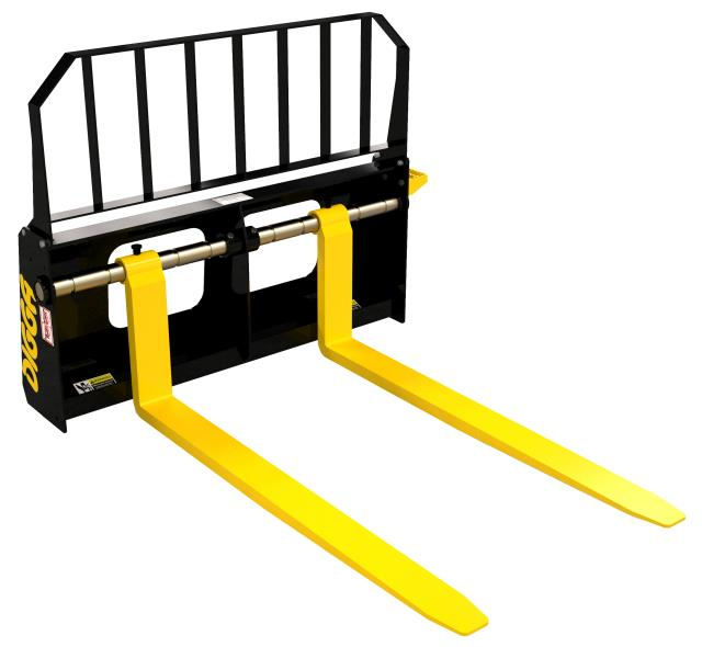 Where to find Digga Pallet Forks Multi Fit in Geelong