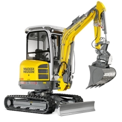 Rental store for New Wacker Neuson EZ26 Excavator Quick Hitch in Geelong VIC