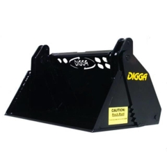 Rental store for Digga Mini 4-1 Bucket in Geelong VIC