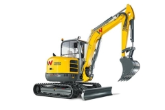 Rental store for New Wacker Neuson EZ53 Excavator Quick Hitch in Geelong VIC