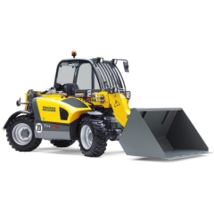 Rental store for New Wacker Neuson TH412 Compact Telehandler in Geelong VIC