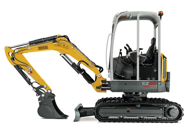 Where to find Excavator 2.7t Zero Tail Wacker Nesuon in Geelong