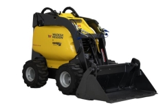 Rental store for New Wheeled Mini Loader SM325-24W EFI Petrol in Geelong VIC