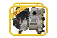 Rental store for Wacker Neuson PT3A Trash Pump in Geelong VIC