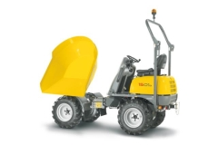 Rental store for Wacker Neuson 1501 Wheeled Dumper in Geelong VIC