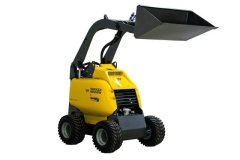 Rental store for New Wheeled Mini Loader SM275-19W Air Cooled Diesel in Geelong VIC