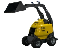 Rental store for New Wheeled Mini Loader SM325-27W Water Cooled Diesel in Geelong VIC
