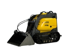 Rental store for New Tracked Mini Loader SM325-27T Water Cooled Diesel in Geelong VIC