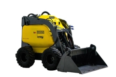 Rental store for New Wheeled Mini Loader SM440-31W Water Cooled Diesel in Geelong VIC