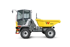 Rental store for Dumper Wheeled DV60 Dual View 6t in Geelong VIC