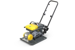 Rental store for Battery Operated Vibrating Plate AP1850E in Geelong VIC