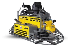 Rental store for Wacker Neuson CRT48-PS Ride On Trowel -Joystick Control in Geelong VIC