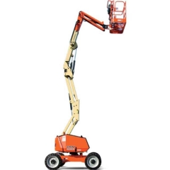 Rental store for 34  Rough Terrain Boom Lift in Geelong VIC
