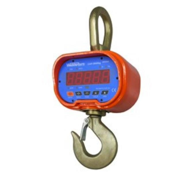 Where to find Crane Scale 3t cap 1kg in Geelong