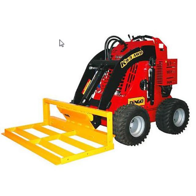 Where to find Mini Loader - Leveler Attachment in Geelong
