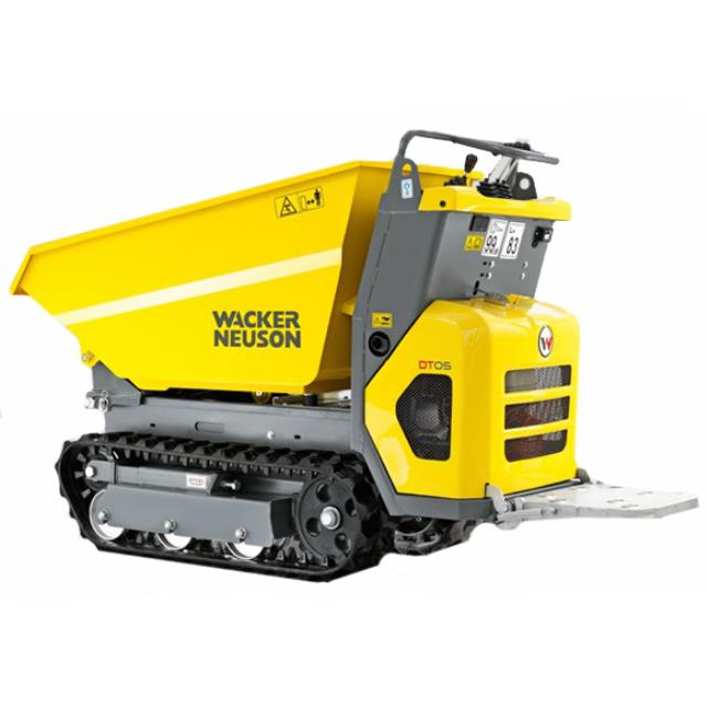 Where to find Tracked Skid Steer Dumper .5t in Geelong