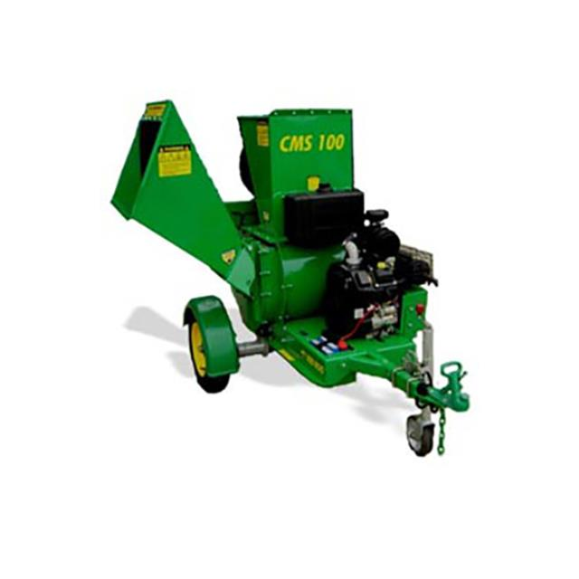 Where to find Red Roo Mulcher   Chipper 4  - CMS100 in Geelong
