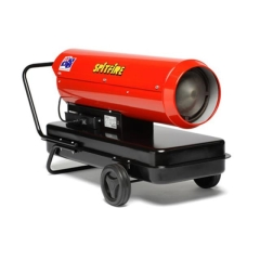 Rental store for Heater Diesel Fired - Medium in Geelong VIC