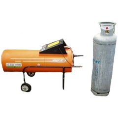 Rental store for Heater Gas Fired - Large in Geelong VIC