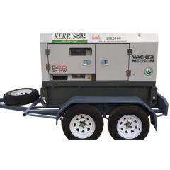 Rental store for Generator 20 Kva in Geelong VIC