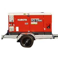 Rental store for Generator 30 Kva in Geelong VIC