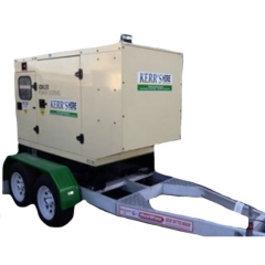 Rental store for Generator 80 Kva in Geelong VIC