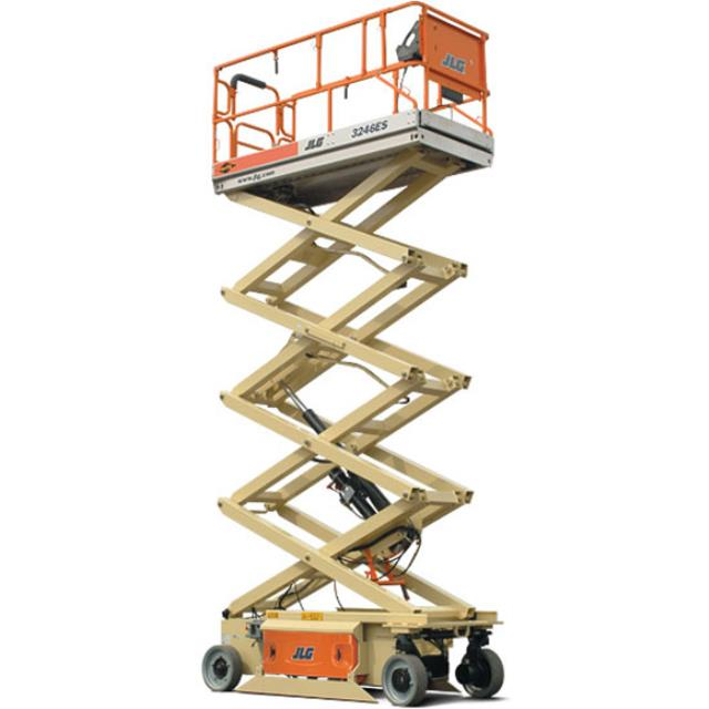 Where to find Scissor Lift 32ft Electric in Geelong