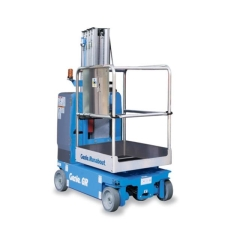 Rental store for Scissor Lift 15ft Genie GR15 in Geelong VIC