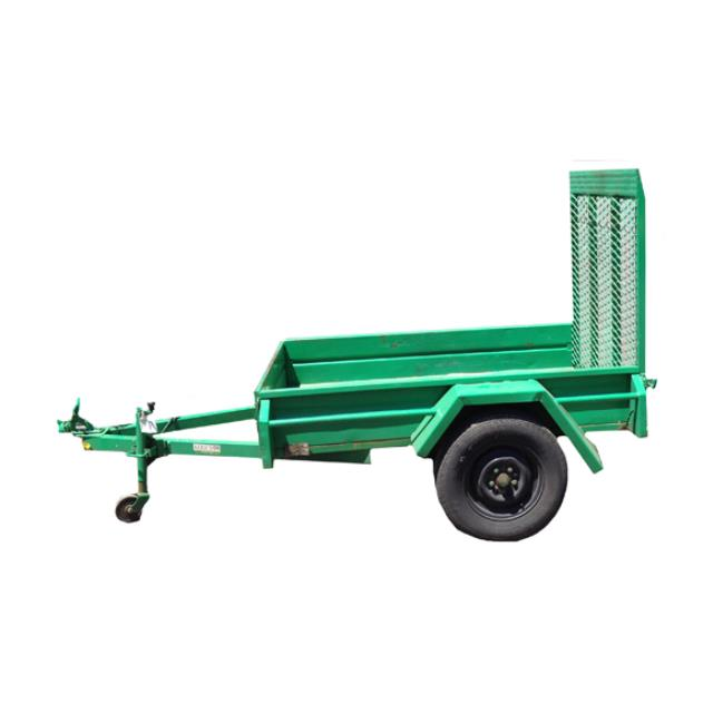 Where to find Trailer 6  X 4  With Ramp in Geelong