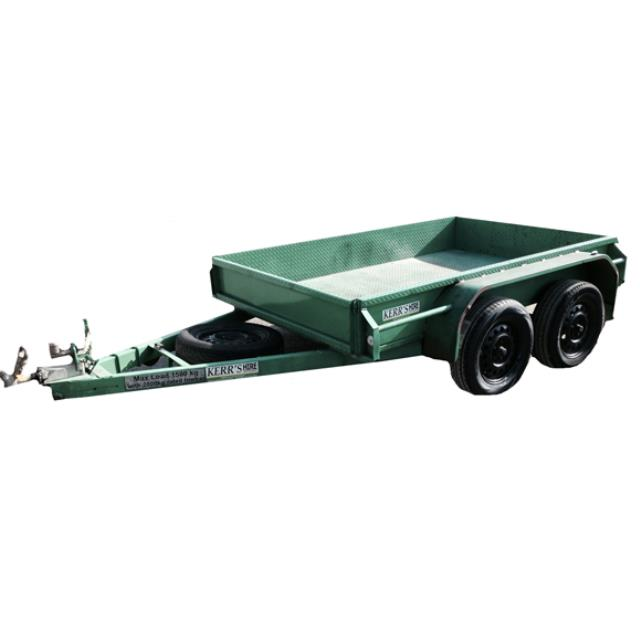 Where to find Trailer 8 x 5 Tandem Axle in Geelong