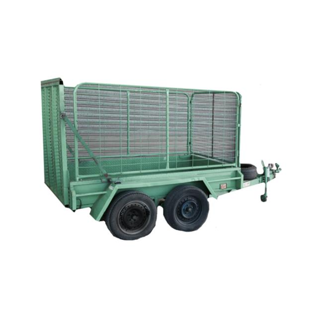 Where to find Trailer Cage 8 x 5 Tandem in Geelong