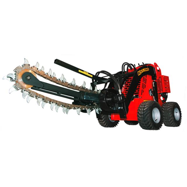Where to find Mini Loader - 6  Trencher Attachment in Geelong