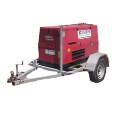 Rental store for 15Kva Generator - Diesel Welder in Geelong VIC